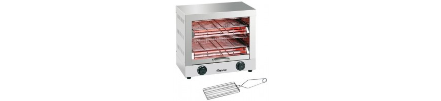 Toaster-Überbackgeräte