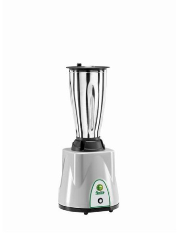 Bar blender with 1 cub in stainless steel 1,5 Lt  600W