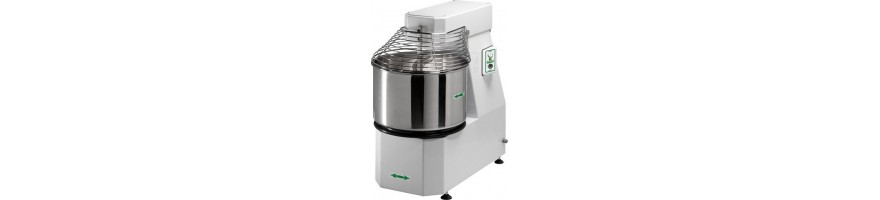 Pastry mixing machines