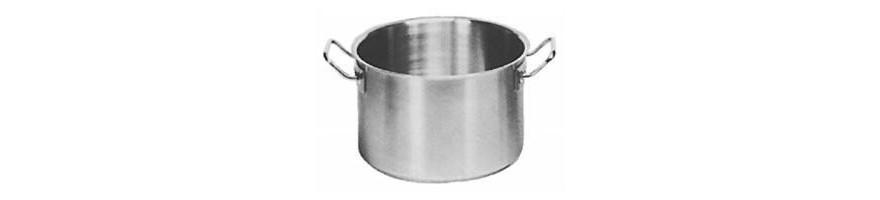 Meat pots