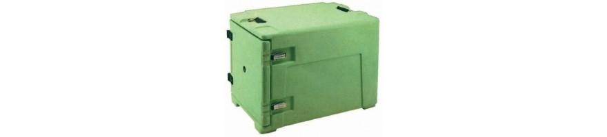 Thermo transport containers