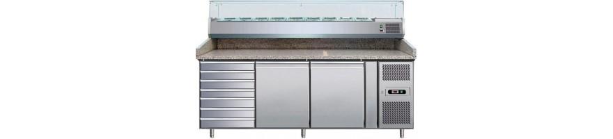 Refrigerators for Pizzeria