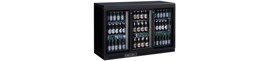 Beverage refrigerators